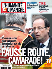 Publication L&#039;Humanit Dimanche du 16 mai 2013