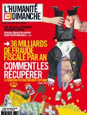 Publication L'Humanité Dimanche du 30 mai 2013