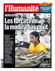 Publication L&#039;Humanit du 23 mai 2013