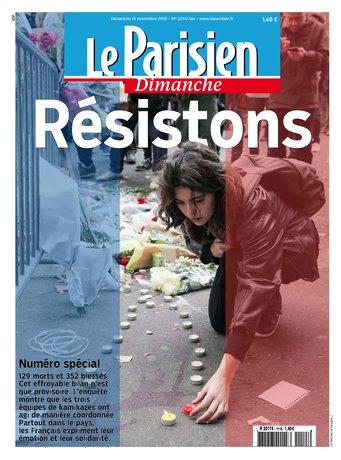 Le Parisien Du Dimanche 15 Novembre 2015