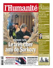 Publication L'Humanité du 31 mai 2013