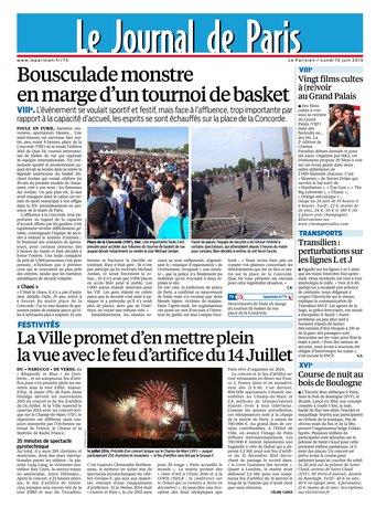 Le Parisien + Supp Economie du Lundi 15 Juin 2015